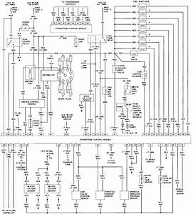 1996 Ford Windstar Wiring Diagram