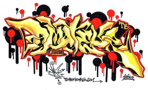 Grafiti Kartun Hitam Putih : Safira Salsabila
