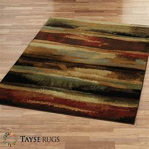 Painted Festival Area Rugs