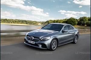 Mercedes Classe C Hybride : lifestyle mercedes classe c un peu d hybride en plus ~ Maxctalentgroup.com Avis de Voitures