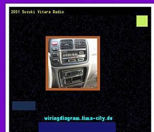 2001 Suzuki Vitara Radio  Wiring Diagram 18574