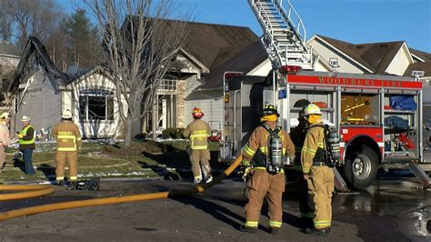 Large House Fire In Woodbury Requires Backup