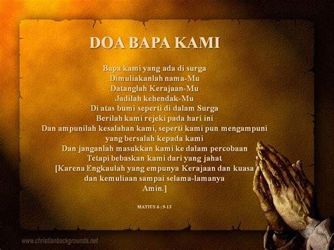 gkkk mabes doa bapa