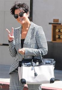 check out kris jenner s hermes bag collection with an