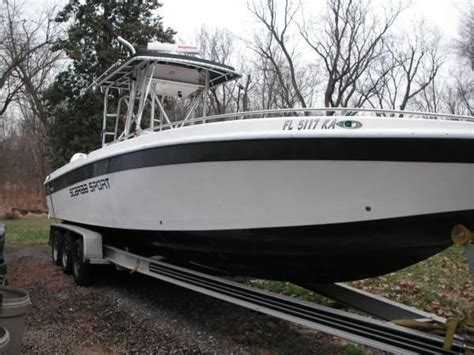 Used Scarab Sport Boats For Sale by 1996 Used Scarab Sport Wellcraft 30 Center Console Fishing