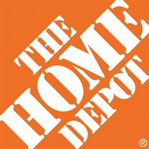 Home Depot Logo Vector   VectorFans