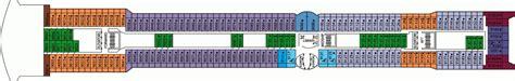 Constellation Deck Plan 9 by Constellation Sky Deck Deck Plan