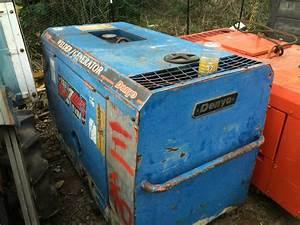 Denyo Blw280ssw Used Welder  Diesel Generator
