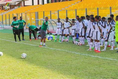 Thirty Black Maidens players to begin camping on Friday ...