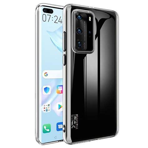 Imak UX-5 Huawei P40 Pro TPU Case - Transparent