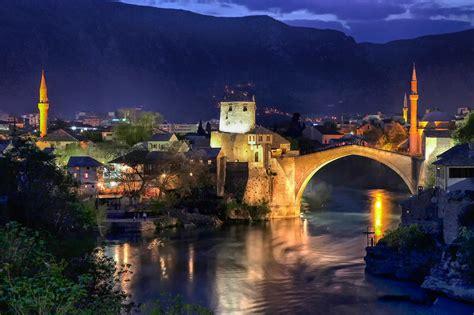 Mostar - die Stadt mit der berühmten Stari most