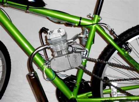 ruby 66 80cc bike engine kit bicycle motor works
