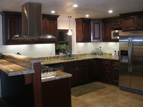 Kitchen Remodel  Bay Easy Construction