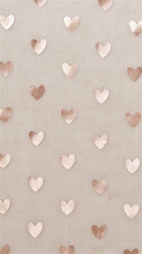 wallpapers cute gold rose   iphone wallpaper