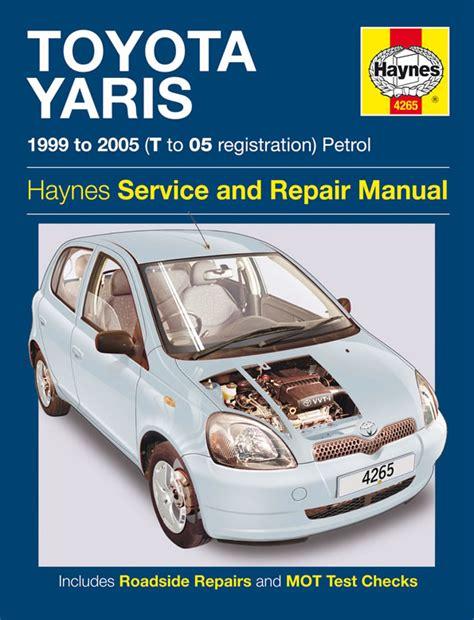 online auto repair manual 2007 toyota yaris on board diagnostic system toyota yaris petrol 99 05 t to 05 haynes publishing