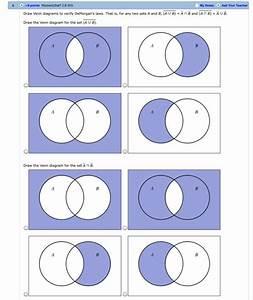 Solved  3  Points Wackerlysta17 2 E 003  Draw Venn Diagram