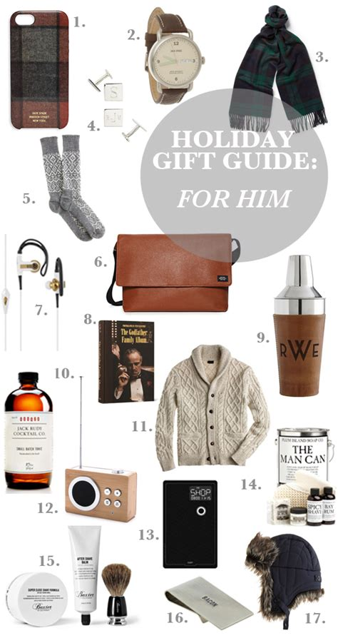 gift guide for him sacramento street