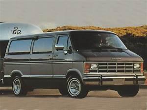 1993 Dodge Ram Van Overview