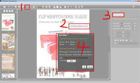 Hyperlink Creator by Can I Add Hyperlinks To My Shopping Flip Pages