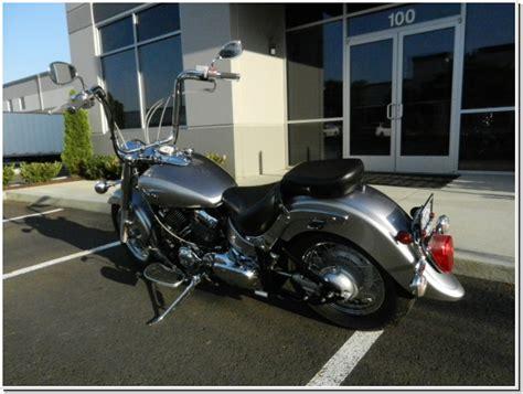 2009' Yamaha V-star 650 Classic