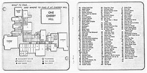 Cherry Hill Mall Diagram