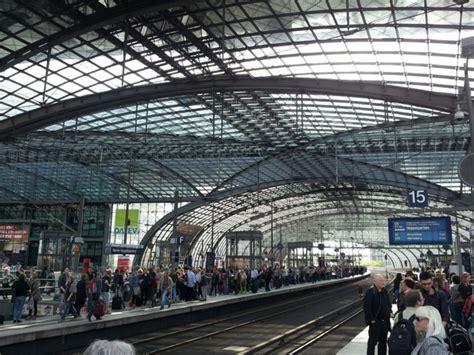 berlin hauptbahnhof post exclusive the numerous transport challenges facing berlin management operations metro