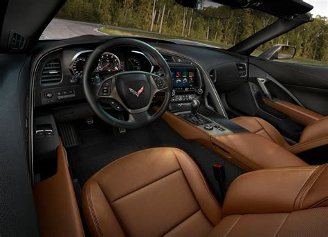 corvette stingray interior 2017 corvette stingray specs redesign and release date