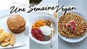 Petit Déjeuner Vegan : une semaine de petits d jeuners vegan alice esmeralda ~ Melissatoandfro.com Idées de Décoration