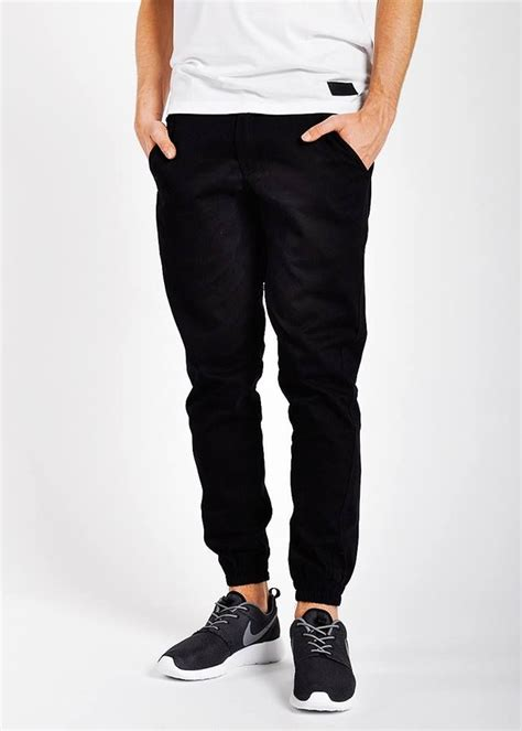 Jogger Pants Black by Publish Brand | Men style | Pinterest | Activities Strength and Cardio
