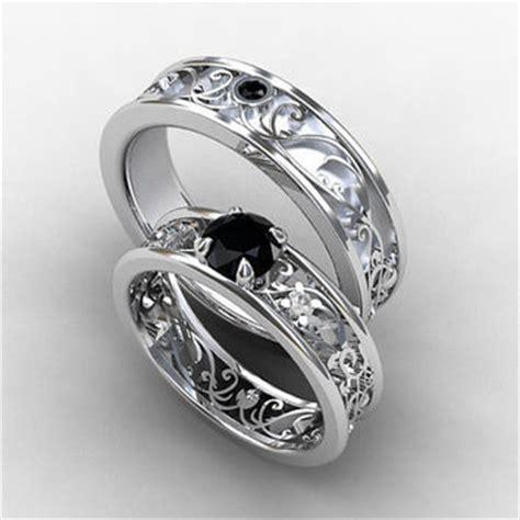 best gothic wedding ring sets products wanelo