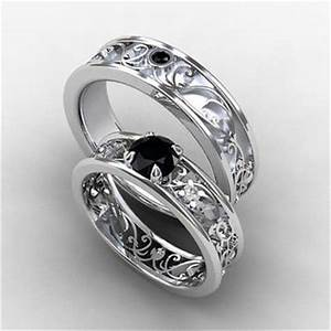 pics for gt gothic wedding rings With gothic style wedding rings