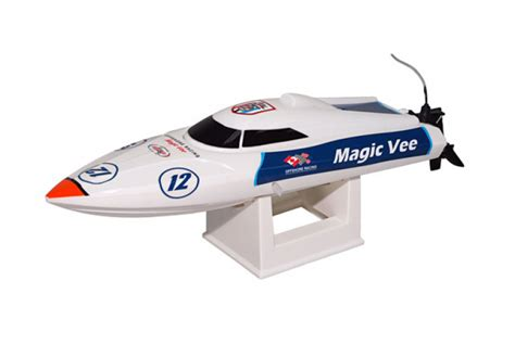 Micro Magic Rc Boat by Micro Magic Vee Rtr V3