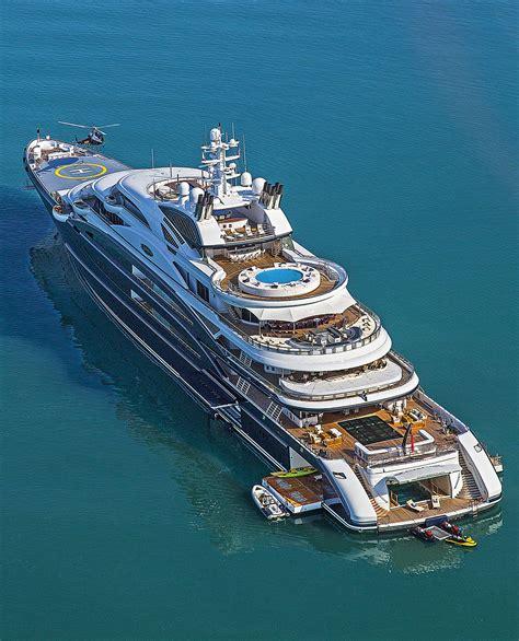 Inside the 134m bought by a Saudi Arabian prince - Yacht ...
