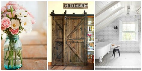 Trendy Home Decorating Ideas: Classic Country Decorating Ideas