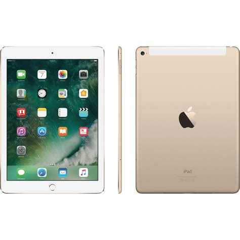 Apple Mh1c2xa Ipad Air 2 Wifi Cellular 16gb Gold At The