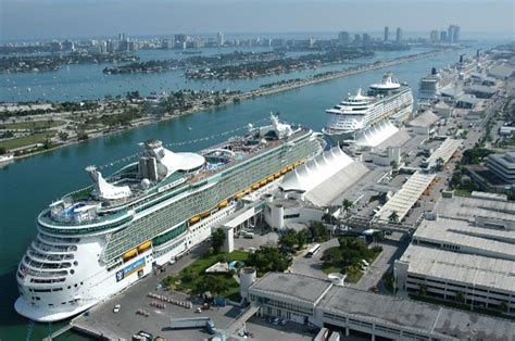 Miami Boat Show Directions by Ship Direction In Miami Cruise Critic Message Board Forums