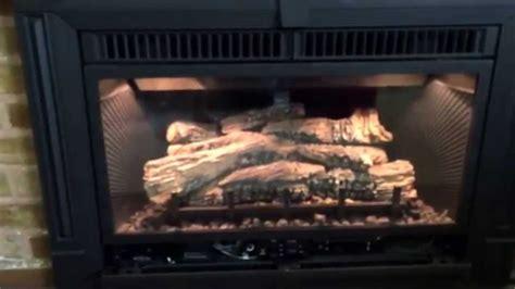 diy gas fireplace insert  chimney liner   install