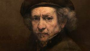 Rembrandt's great orchestration. — Toby Wright