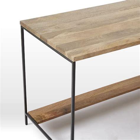 west elm industrial desk industrial modular desk set box file west elm
