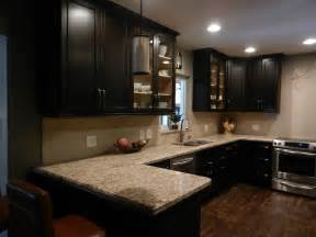 interior wood stain colors home depot espresso kitchens traditional kitchen miami