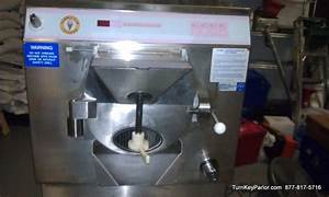 Used Carpigiani Lb 502 Batch Freezer Ice Cream Machine