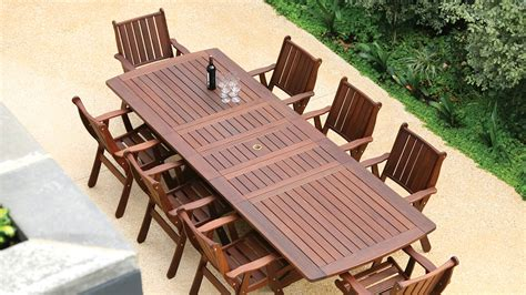 jarrah patio furniture chicpeastudio