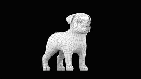 cartoon dog blender  modeling timelapse youtube