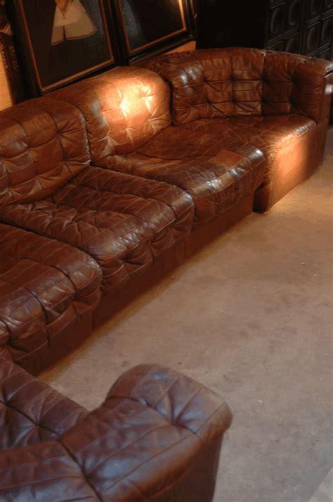 de sede ds 11 patchwork sofa swiss 1970 39 s vintage home