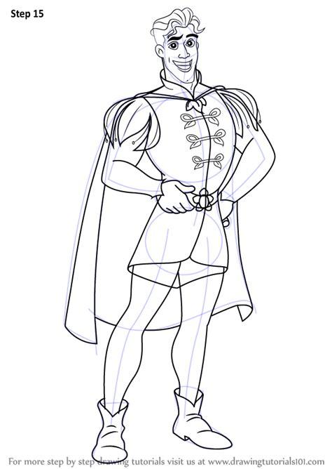 learn   draw prince naveen   princess