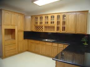 Furniture For Kitchen Cabinets Oak Kitchen Cabinets Solid All Wood Kitchen Cabinetry