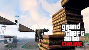 GTA V PS4 Online Parkour $$$$$$$$ GTA 5 Deathmatch YouTube