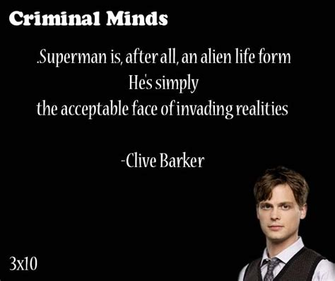 Quotes From Criminal Minds Criminal Minds Quotes Addict