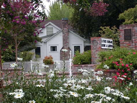 Burbank Gardens by Luther Burbank Home And Gardens