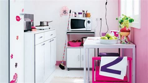 pink kitchen storage how to add storage space to your small kitchen 1502